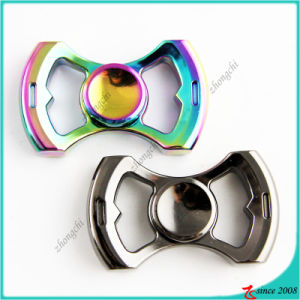 Factory Supply High Quality Metal Fidget Spinner Relieve Stress Finger Fidget Spinner
