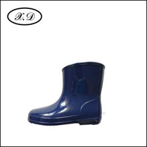 Fashion Rain PVC Boots for Children pictures & photos