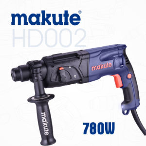 780W 24mm Makute Rotary Hammer Drill pictures & photos