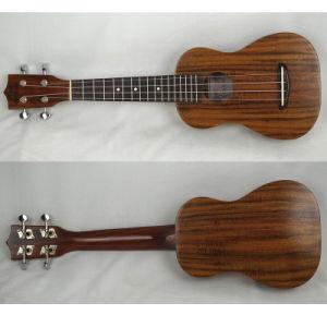 Pilikoko All Solid Koa Ukulele for Adutls Wholesale Musical Instrument pictures & photos