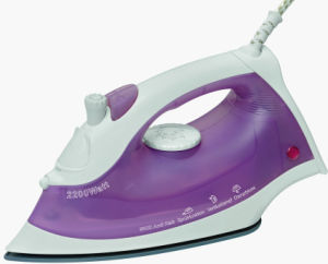 GS Approved Steam Iron (T-608 Purple) pictures & photos