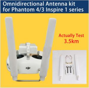 Sunflying Refitting Antenna Kit Modified Omnidirectional Antenna for Dji Phantom-4/3 pictures & photos