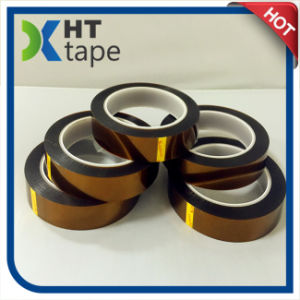 500mm*33m High Temperature Resistant Silicone Polyimide Film Pi Tape pictures & photos