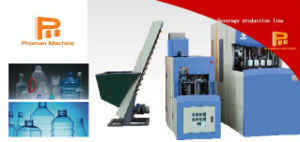 Efficient Semi Automatic 4 Cavity Mineral Bottle Blowing Machine Cost pictures & photos