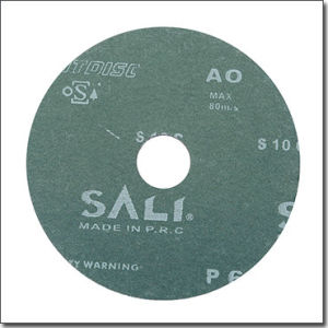 Aluminum Oxide Abrasive Fiber Disc for Grinding pictures & photos