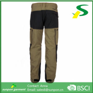 Men′s Sports Pockets Softshell Pant for Hiking and Climbing pictures & photos