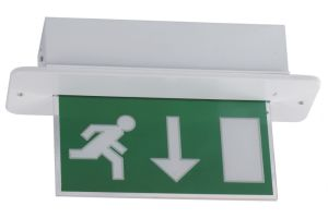 Ceiling Recessed Exit Signs Emergency Lighting (PR808LEDM) pictures & photos