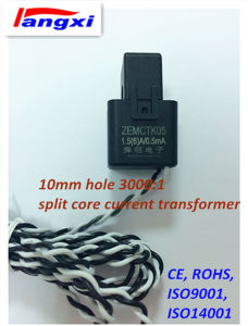 3000: 1 10mm Hole 0.5class Split Core Current Sensor pictures & photos