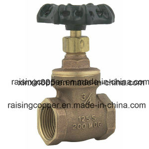 Bronze Gate Valves (ITG501) pictures & photos