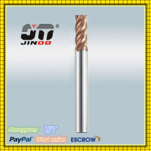 Solid Carbide Finishing End Mill pictures & photos