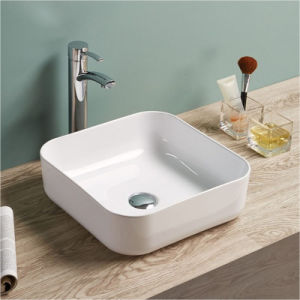 Rectangular Thin Edge Countertop Dining Room Wash Basin pictures & photos