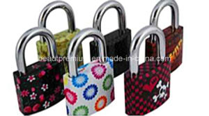 Fashion Metal All Kinds of Printing Patterns of The Lock BPS054