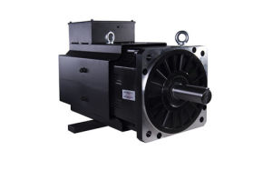 Forced-Air Cooling Servo Motor Used in Hydraulic Machine pictures & photos