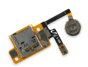 Mobile Phone Parts for Samsung Galaxy Note 8.0 Micro SD Card Reader + Vibration Flex pictures & photos