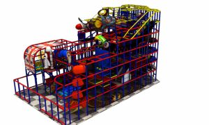 Kid′s Indoor Soft Playground Equipment pictures & photos