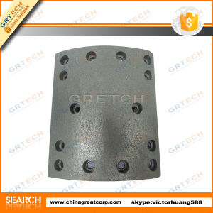 Truck Spare Parts Auto Brake Lining pictures & photos