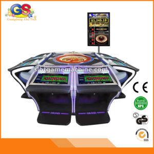 Arcade Casino Video Games Gambling Roulette Wheel Slot Machine for Sale pictures & photos
