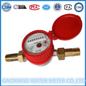 One Jet Hot Water Flow Meter with Dry Dial pictures & photos