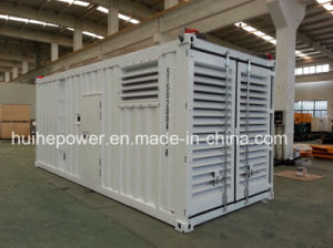 1000kVA Cummins Generator of Containerized Type pictures & photos