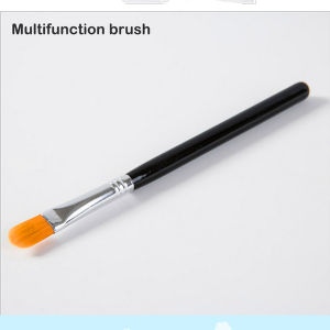 High Quality Goat Hair Powder Brush Wood Handle Material Makeup Brush pictures & photos