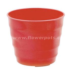 Colorful Plastic Flower Pot (KD549-KD553) pictures & photos
