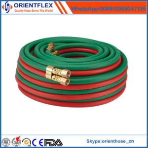 Red and Blue Twin Welding Rubber Hose pictures & photos