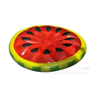Inflatable Watermelon Float Lemon Float Pool Lounge Floating pictures & photos