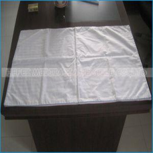 100% Cotton 3cm Satin Stripe Design 3cm Pillow Striped Pillow Case pictures & photos