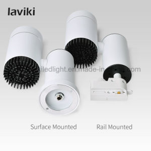 5W/7W/10W/12W LED COB Track Rail Light Track Spot Light for Shops pictures & photos