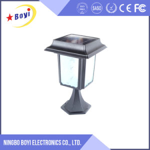 Overlay Outdoor LED Street Dome Garden Light Solar Garden pictures & photos