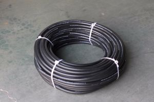 High Pressure DIN En 857 1sc Wire Braid Hydraulic Rubber Hose Manufacturer pictures & photos