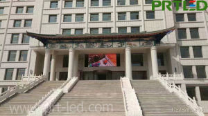 Front Opened P6 Outdoor Advertising LED Display with Customized Screen Size pictures & photos