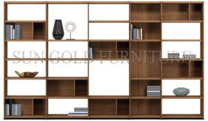 Modern Wooden Display Shelf Home Bookshelf Office Filing Cabinet (SZ-FCE02) pictures & photos