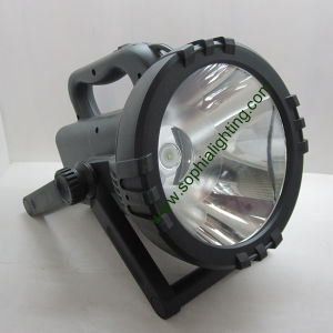 New 20W Powerful CREE LED Search Light with Lithium Battery pictures & photos