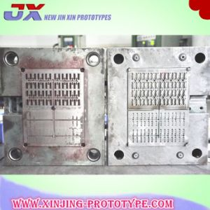 Precision Plastic Parts Injection Mould Professional Custom Mould Manufacturer pictures & photos