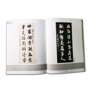 Customized Fancy Painting and Calligraphy Photo Book Printing pictures & photos