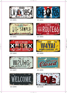 USA Style Tin Signs and Things 4u pictures & photos
