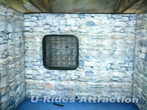 Inflatable paintball game wall pictures & photos