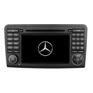 Car DVD Player for Benz Ml 350 DVD Bt Raido DAB TPMS Rearview Camera Functions pictures & photos