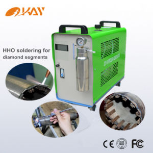 Oxy Hydrogen Diamond Segment Welding Brazing Soldering Mini Browns Gas Welder pictures & photos