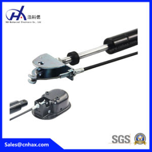 Low Pressure Compression Asjustable Lockable Gas Spring with Braciny Wire Switch Locking Gas Spring for Medical Equipment Table pictures & photos