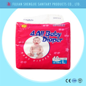 OEM Popular 4 All Baby Diaper (SJ-03) pictures & photos