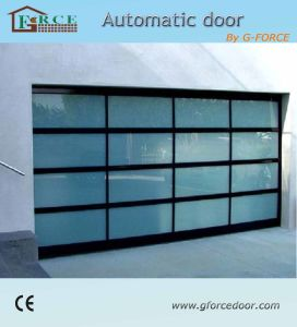 Automatic Sectional Overhead Garage Door with Ce Certification pictures & photos