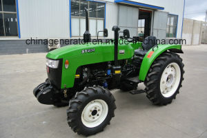 Suyuan Sy-404 4WD Agricultural Farm Wheeled Tractor