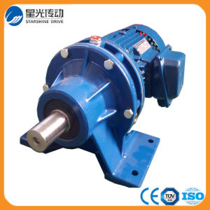 Foot Mounted Cycloidal Reducer (BWD0-35-0.75) with Motor pictures & photos