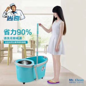 Magic Mop Rotation Mop Sway Mop Spin Mop pictures & photos