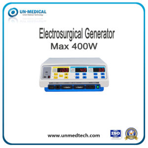 400W Electrosurgical Generator with LED Screen pictures & photos
