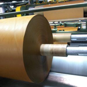 Wood Grain Color PVC Membrane Foil PVC Sheet pictures & photos