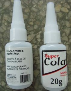 20g Bottle Leather 495 Super Glue pictures & photos