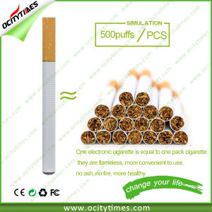 Ocitytimes Disposable E-Cigarette Mini Disposable E Cig with E Liquid pictures & photos